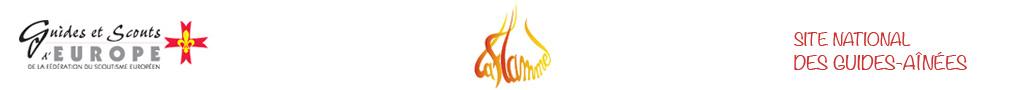 Site des Guides-aînées – Scoutisme européen
