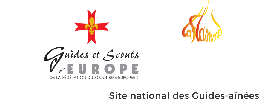 Site des guides-aînées – Association des Guides et scouts d'Europe